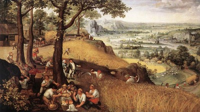 VALKENBORCH Lucas van Landscape In Summer