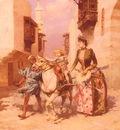 Marchetti Ludovico An Exotic Pony Ride