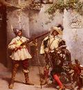 Marchetti Ludovico The Musketeers
