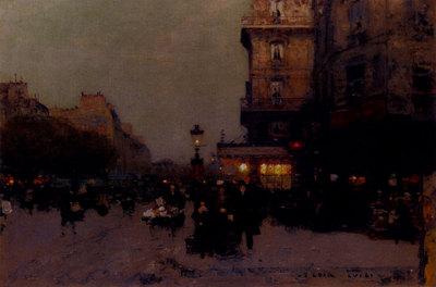 Loir Luigi Boulevard Saint