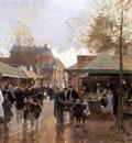 Loir Luigi Le Marcheaux Puces Porte de Clingna Court