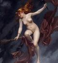 Falero Luis Ricardo The Witches Sabbath