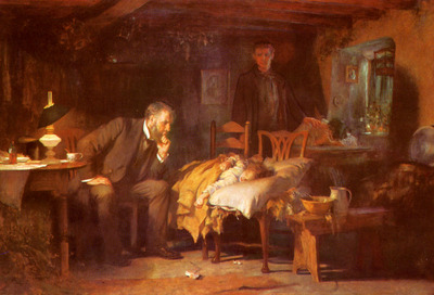 Fildes Sir Luke The Doctor