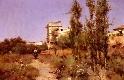 Rodriguez Manuel Garcia y On The Edge Of The Town