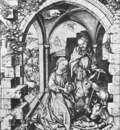 SCHONGAUER Martin The Nativity