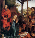 Schonogauer Martin Adoration Of The Shepherds