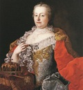 meytens martin van queen maria theresia