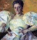 Cassatt Mary Portrait of Mrs  H  O  Hevemeyer