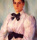 Cassatt Mary Portrait of Mrs  William Harrison