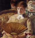Cassatt Mary Portrait of a Lady aka Miss Mary Ellison