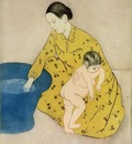 Cassatt Mary The Child s Bath2
