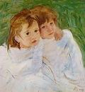 Cassatt Mary The Sisters