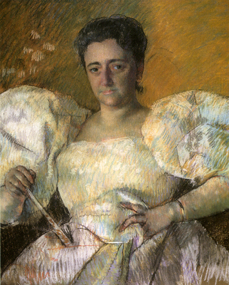 Cassatt Mary Louisine W Havemeyer