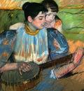 Cassatt Mary The Banjo Lesson
