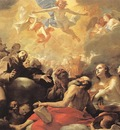 PRETI Mattia Christ In Glory