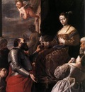 PRETI Mattia Sophonisba Receiving The Goblet