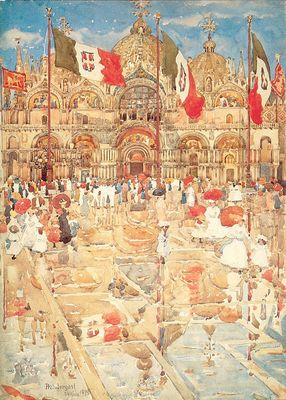 Prendergast Splash of Sunshine and Rain