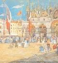 Prendergast St  Mark s Venice