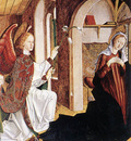 PACHER Michael Annunciation