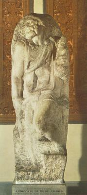 Michelangelo St Matthew