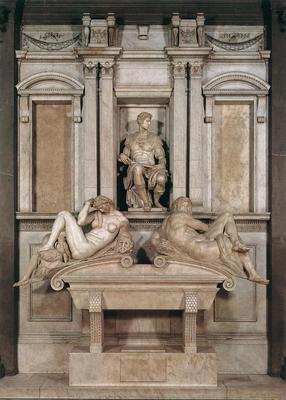 Tomb Guliano Medici EUR