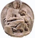 Michelangelo Madonna Tondo Pitti