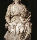 Michelangelo Madonna and Child