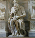 Michelangelo Moses2