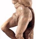 Michelangelo Slave rebelling