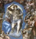 Michelangelo The Last Judgement detail1