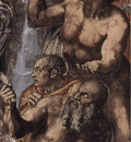 Michelangelo The Last Judgement detail2
