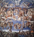 Sistine Chapel Last Judgement EUR