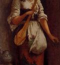 Stifter Moritz An Italian Street Musician