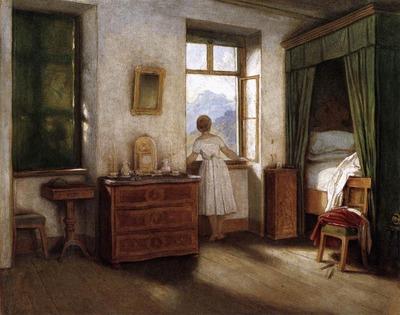 SCHWIND Moritz von Early Morning