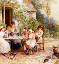 Foster Myles Birket Tea Time