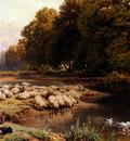 Foster Myles Birket The Shepherds Rest