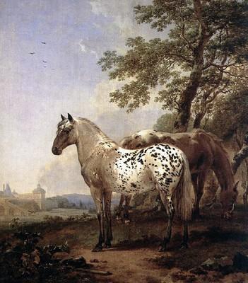 Berchem Horses