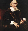 MAES Nicolaes POrtrait of Jacob Trip