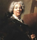 LARGILLIERE Nicolas de Self Portrait