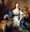 Largilliere Nicolas De Portrait Of Marianne de Mahony