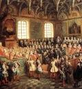 lancret nicolas the seat of justice in the parliament of paris in