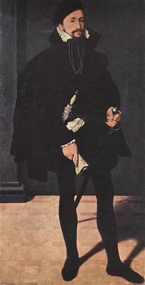 NEUFCHATEL Nicolas Portrait Of Hendrik Pilgram