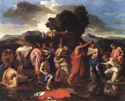 Sacrament of baptism EUR