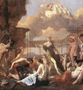 Poussin The Empire of Flora