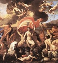 Poussin The Triumph of Neptune
