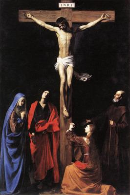 TOURNIER Nicolas Crucifixion