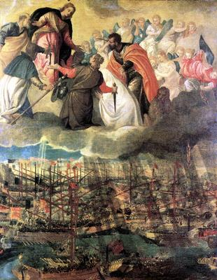 Veronese Battle of Lep