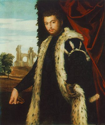 Veronese Portrait of a Man