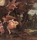 Veronese Baptism and Temptation of Ch