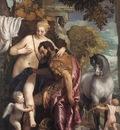 Veronese Mars and Venus United by Love